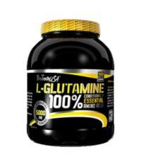 BioTech – 100% L-GLUTAMINE (240gr)