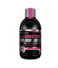 BioTech – LIQUID L-CARNITINE 100,000MG (500ml)