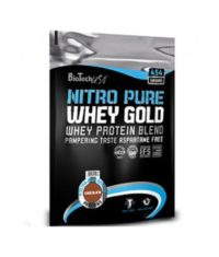 BioTech – NITRO PURE WHEY GOLD (454gr)