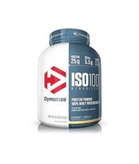DYMATIZE – ISO 100 HYDROLYZED