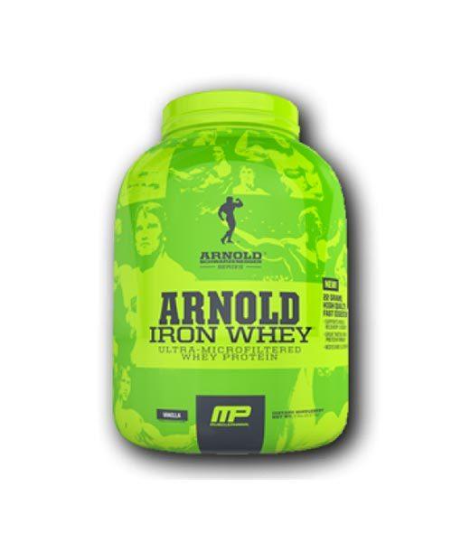 MusclePharm - Arnold Iron Whey (2270gr)