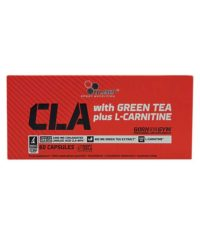 Olimp CLA Green Tea L-Carnitine 60caps