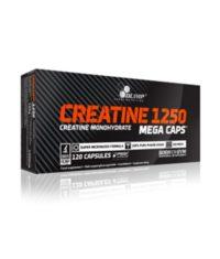 Olimp – CREATINE 1250 MEGA CAPS (120caps)