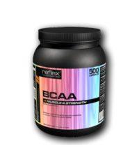 Reflex – BCAA (500caps)