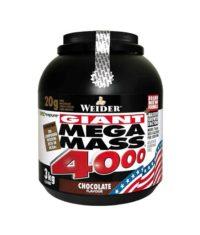 WEIDER – Mega Mass 4000 (3Kg)