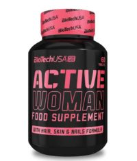 BioTech ACTIVE WOMAN 60tabs