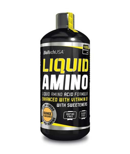 BioTech LIQUID AMINO 1000ml