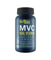 GOLD TOUCH MVC Real Vitamins 60caps