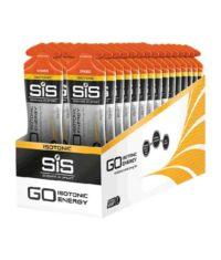 SIS GO ISOTONIC GEL 30x60ml