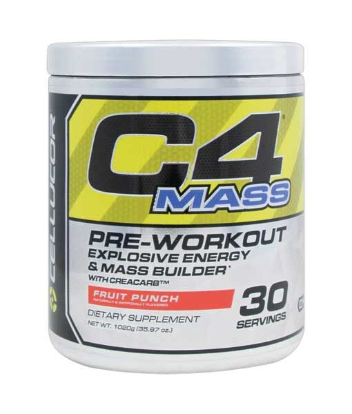Cellucor C4 MASS 1020gr