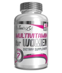BioTech MULTIVITAMIN FOR WOMAN 60tabs