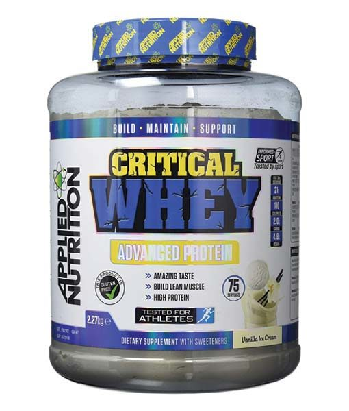 APPLIED Critical Whey
