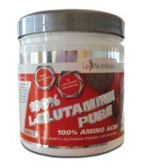 LeoNutrition 100% L-Glutamine Pure