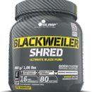 Olimp BLACKWEILER SHRED 480gr