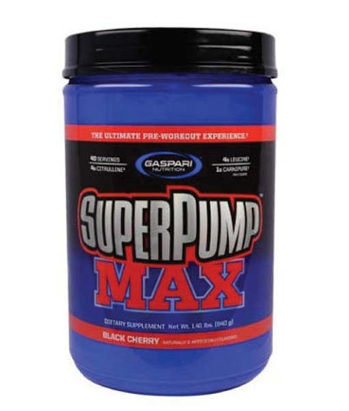 Gaspari SuperPump MAX