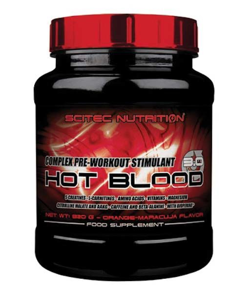 Scitec HOT BLOOD 3.0 300gr