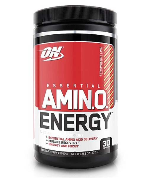 Optimum Essential Amino Energy 270gr
