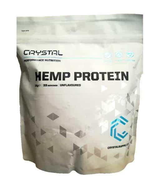 Crystal Hemp Protein
