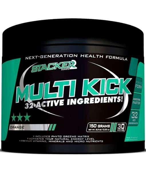 Stacker2 Multi Kick 150gr