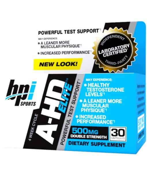 BPI Sports A-HD ELITE 30caps