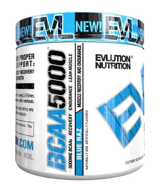 Evl Nutrition BCAA5000 Powder