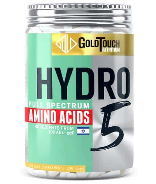 GOLD TOUCH HYDRO 5 AMINO ACIDS