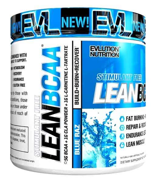 Evl Nutrition LEAN BCAA