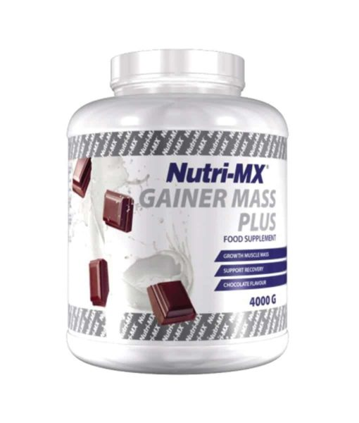 Nutri-MX GAINER MASS PLUS 4000gr