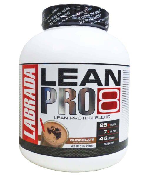LABRADA Lean Pro8