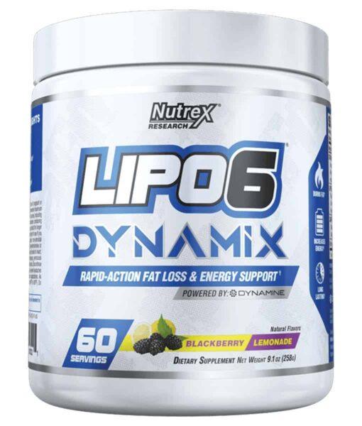 Nutrex Lipo-6 Dynamix 60serv