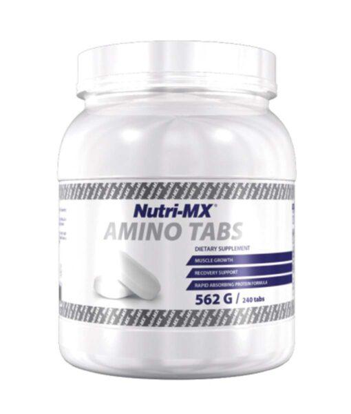 Nutri-MX AMINO 240tabs