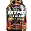 Muscletech NITRO TECH 100% WHEY GOLD