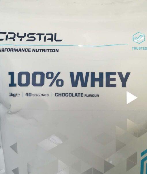 Crystal 100% Whey