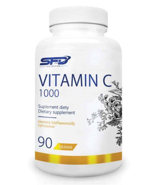 SFD Nutrition VITAMIN C1000 250gr